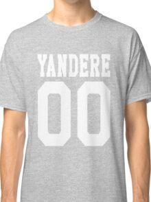 YANDERE 00 JERSEY Classic T-Shirt