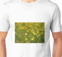 Wild Buttercup Field Unisex T-Shirt