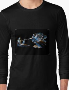 Creation Of Man In Sorrento Long Sleeve T-Shirt
