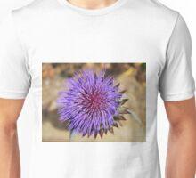 Giant Thistle Flower 4 Unisex T-Shirt