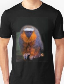 Bearded Monkey At Amaru Unisex T-Shirt