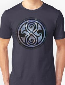 Gallifreyan's Seal of Rassilon Unisex T-Shirt