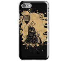 Walther von der Vogelweide - natural bleached iPhone Case/Skin