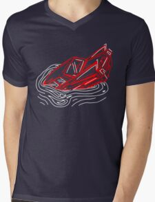 car-pool Mens V-Neck T-Shirt