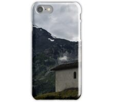 Chapel , St, Bernard  France  iPhone Case/Skin