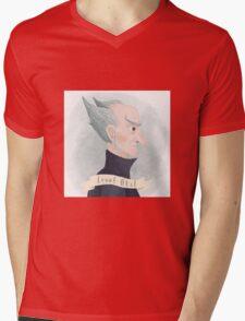 Count Olaf Mens V-Neck T-Shirt