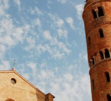 Santo Stefano Cathedral and Belltower Sticker