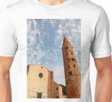 Santo Stefano Cathedral and Belltower Unisex T-Shirt