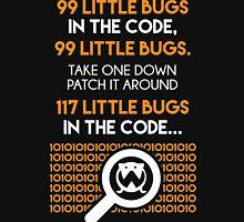 99 Little Bugs Programer Unisex T-Shirt