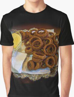 World's Best Onion Rings At Joe's Graphic T-Shirt