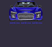 Audi 2015 R8 e-tron Pen and Ink Sketch Unisex T-Shirt