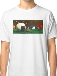 Chill, little robot Classic T-Shirt