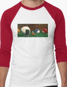 Chill, little robot Men's Baseball ¾ T-Shirt