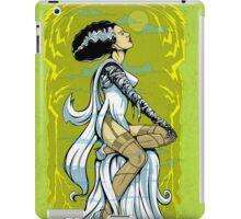 Bride of Frankenstein Pinup iPad Case/Skin