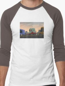 Mondays Men's Baseball ¾ T-Shirt