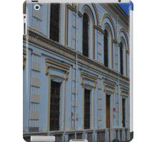 Facade of a Building in Ibarra iPad Case/Skin