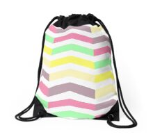 Abstract geometric background.  Drawstring Bag