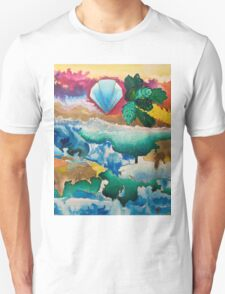 Creations of Light Reflections Unisex T-Shirt