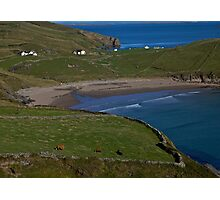 Traloar Beach, Muckross Head, Donegal Photographic Print