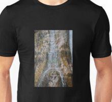 Salino Waterfall Detail 4 Unisex T-Shirt
