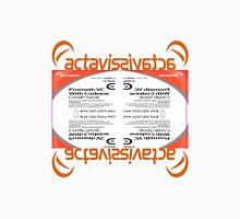 Actavis Prometh VC With Codeine Cough Syrup Mirror Unisex T-Shirt
