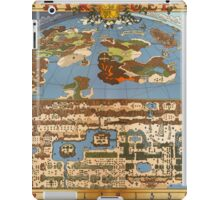 Old Fashion Hyrule iPad Case/Skin
