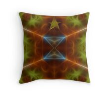 V - The Hierophant Throw Pillow