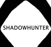 Shadowhunter Sticker