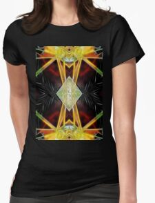 IX - The Hermit Womens Fitted T-Shirt