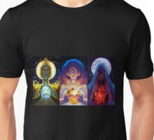 Life and death on the planet Earth Unisex T-Shirt