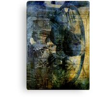 Accidental Abstract Canvas Print