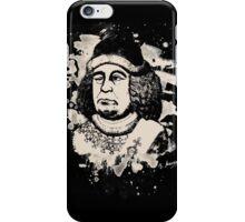 Oswald von Wolkenstein - bleached iPhone Case/Skin
