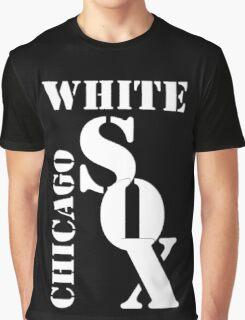 Chicago White Sox Typography Graphic T-Shirt