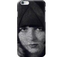 The Louise Brooks Tattoo Take 2 iPhone Case/Skin