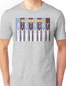 HAPPY BIRTHDAY LLAMAS Unisex T-Shirt