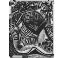 Blue Train iPad Case/Skin