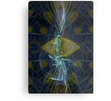 I - The Magician Metal Print