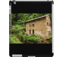 Abandoned Mill Near Salino  iPad Case/Skin