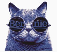 Solo Purple Cat 4 Bernie Kids Tee