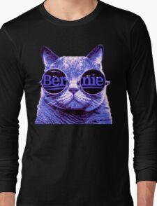 Solo Purple Cat 4 Bernie Long Sleeve T-Shirt