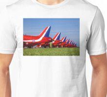 Get in Line Number Nine! Unisex T-Shirt
