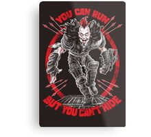 ROAD WARRIOR: WEZ Metal Print