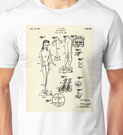 Doll-1961 Unisex T-Shirt