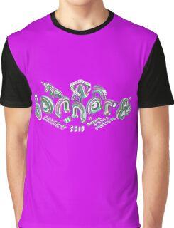 Bonnaroo Festival 2016 Graphic T-Shirt