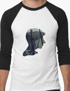 A Rural Ideal Men's Baseball ¾ T-Shirt