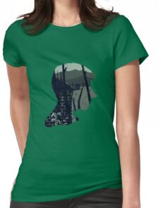 A Rural Ideal Womens Fitted T-Shirt