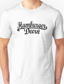 Hamburger Deern Classic (Schwarz) T-Shirt
