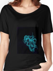 Blue Flame Women's Relaxed Fit T-Shirt