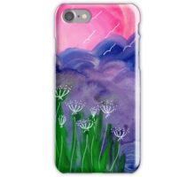 Wild Blue iPhone Case/Skin