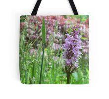 Funky Floral Tote Bag